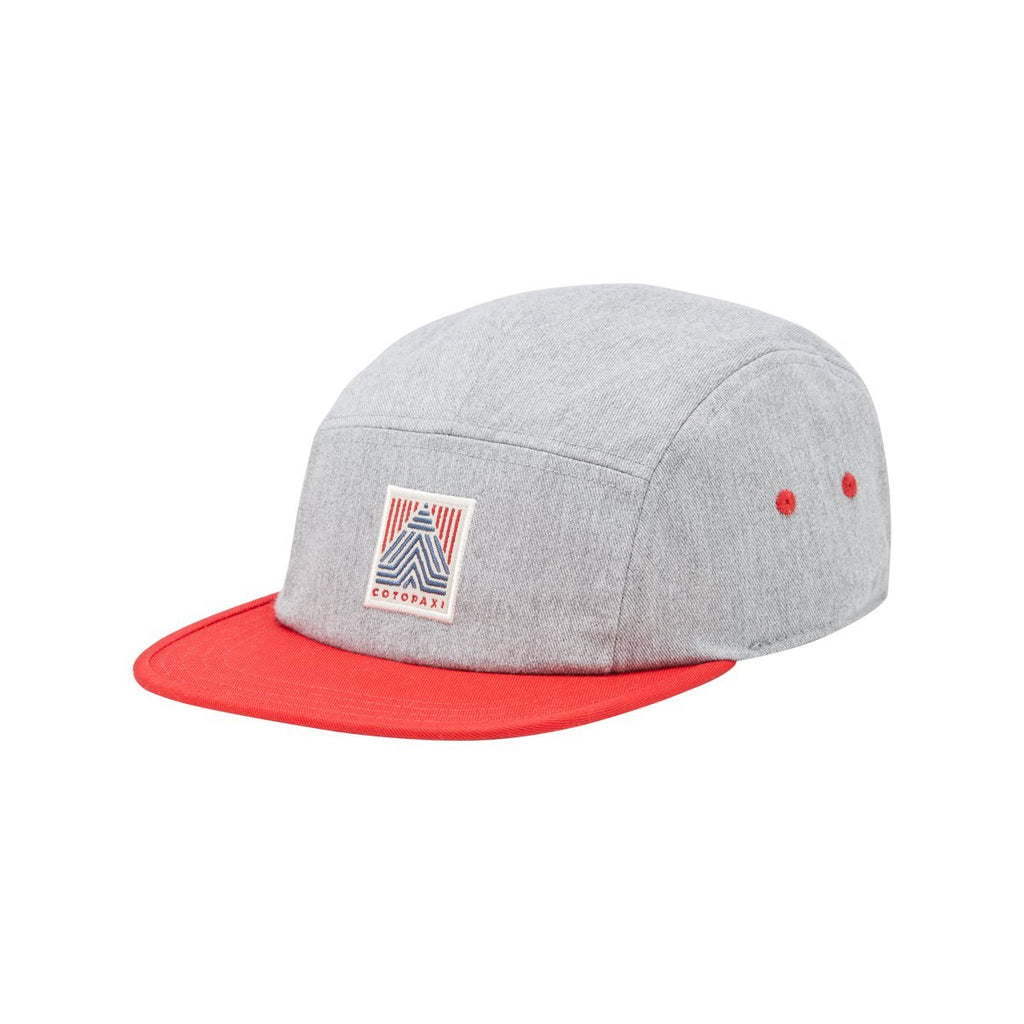 Mountain Line 5 Panel Hat