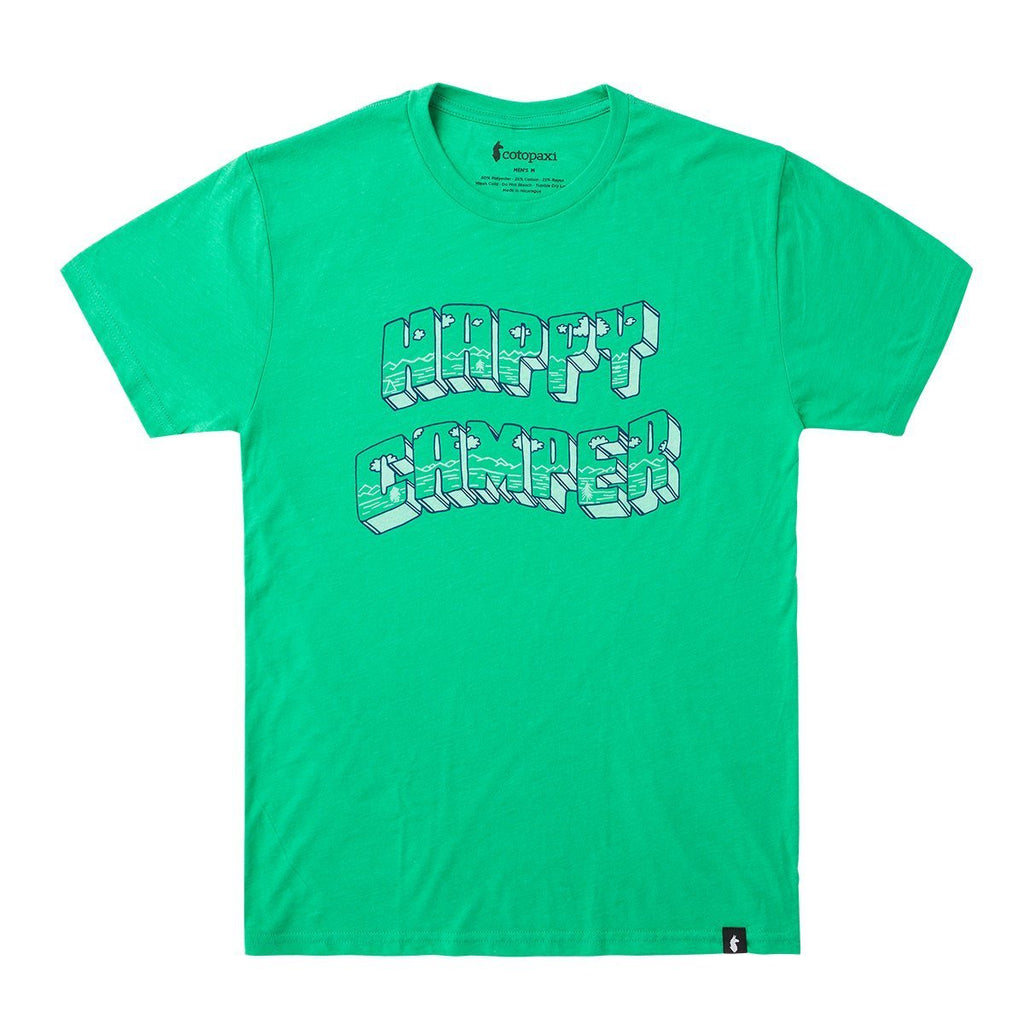 Happy Camper T-Shirt - Men's