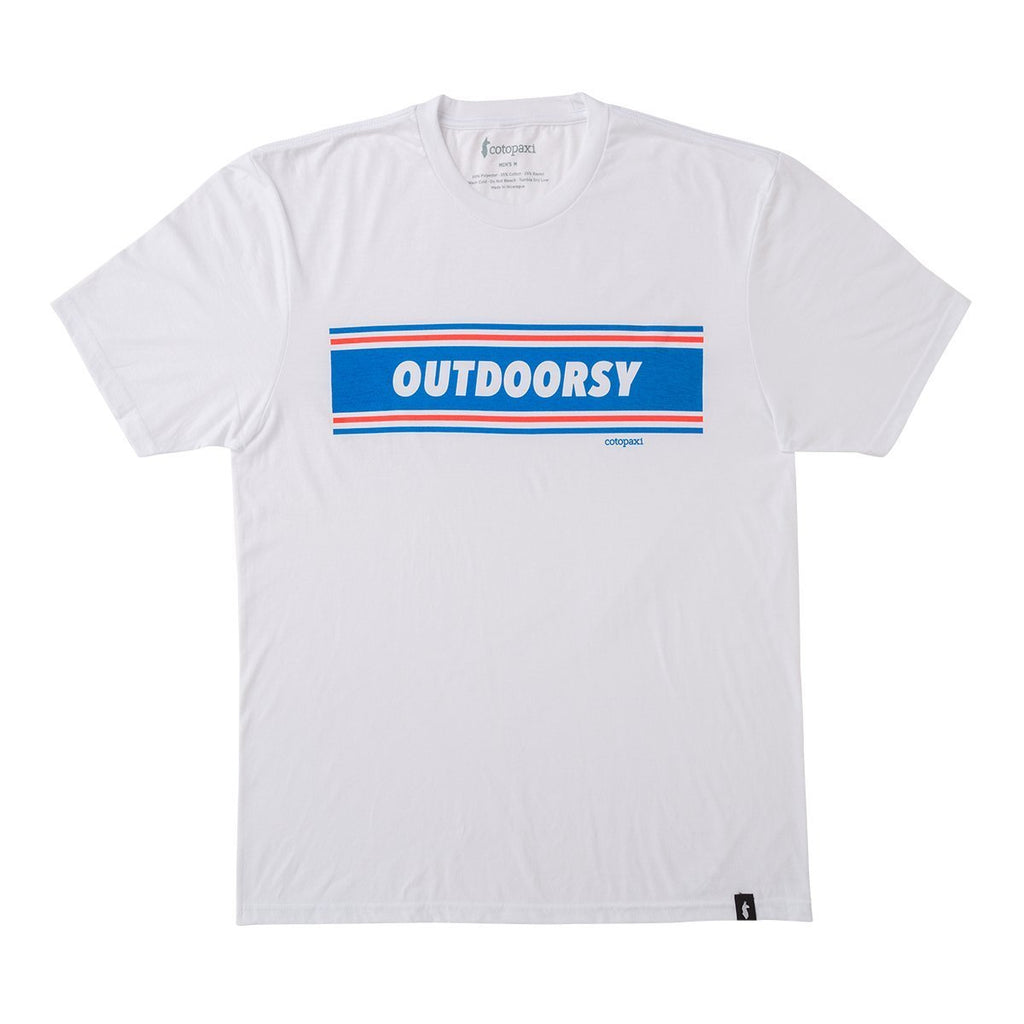 Outdoorsy T-Shirt - Men's