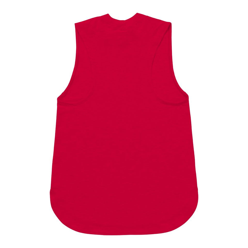 Quito Active Tank - Women's, Racing Red, Back