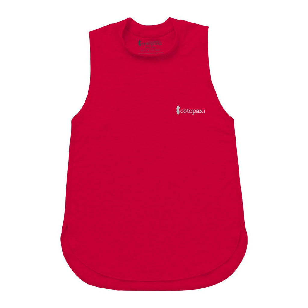 Quito Active Tank - Women's, Racing Red, Front