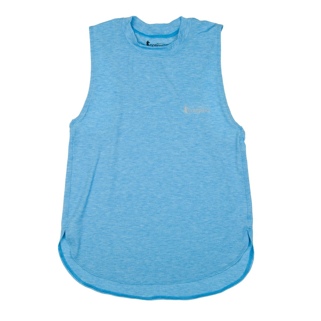 Quito Active Tank - Women's, Sky, Front