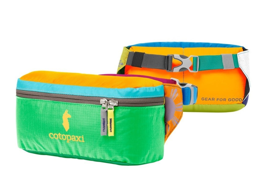 Bataan 3L Fanny Pack - Del Día Featured Front and Back