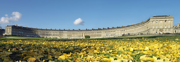 Spa Sunday- The Royal Crescent