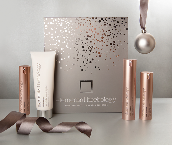 Metal Longevity Skincare Collection