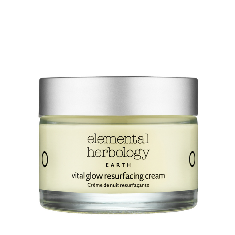 Vital Glow Overnight Resurfacing Cream