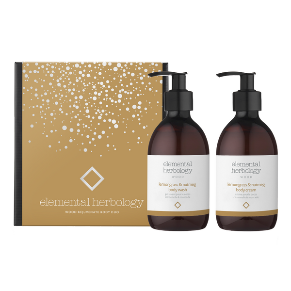 Wood Rejuvenate Body Duo