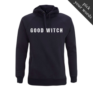 Custom Hoodie (pick your own words!) - UNISEX