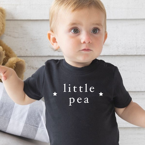 Custom Star Design Tee (pick your own wording!) - BABY/TODDLER