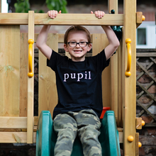 Load image into Gallery viewer, Pupil Organic Tee - KIDS