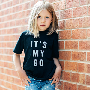 It's My Go Organic Tee - KIDS