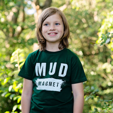 Load image into Gallery viewer, Mud Magnet Organic Tee - KIDS