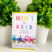 Load image into Gallery viewer, EXCLUSIVE So Many ZZZ's meets Mums the Word Book Bundle!