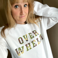 Load image into Gallery viewer, Overwhelm 100% Recycled Sweatshirt - UNISEX