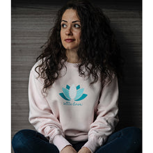 Load image into Gallery viewer, Lotus Settle Down Organic Sweatshirt