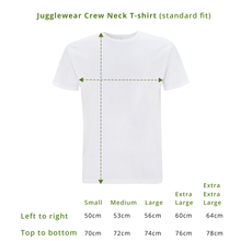 Load image into Gallery viewer, Custom Organic Tee (pick your own wording!) - MEN