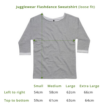 Load image into Gallery viewer, Feeling Meh Slouchy Organic Sweatshirt (bestseller!)
