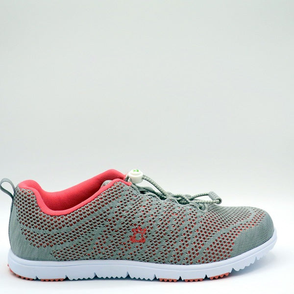 T/WALK EVO - CORAL/GREY