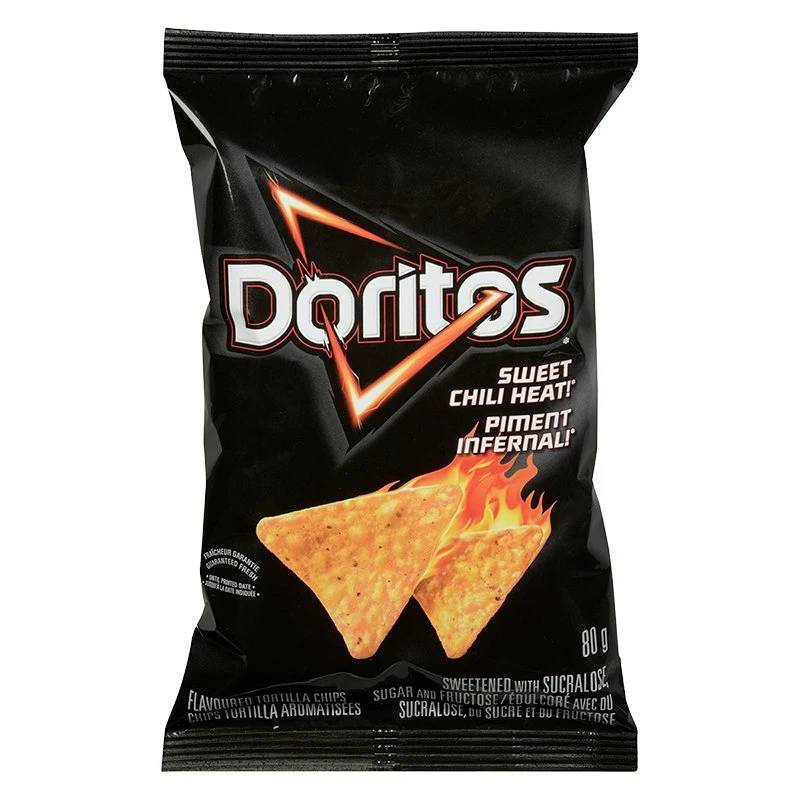 Doritos Sweet Chili Pepper Flavour