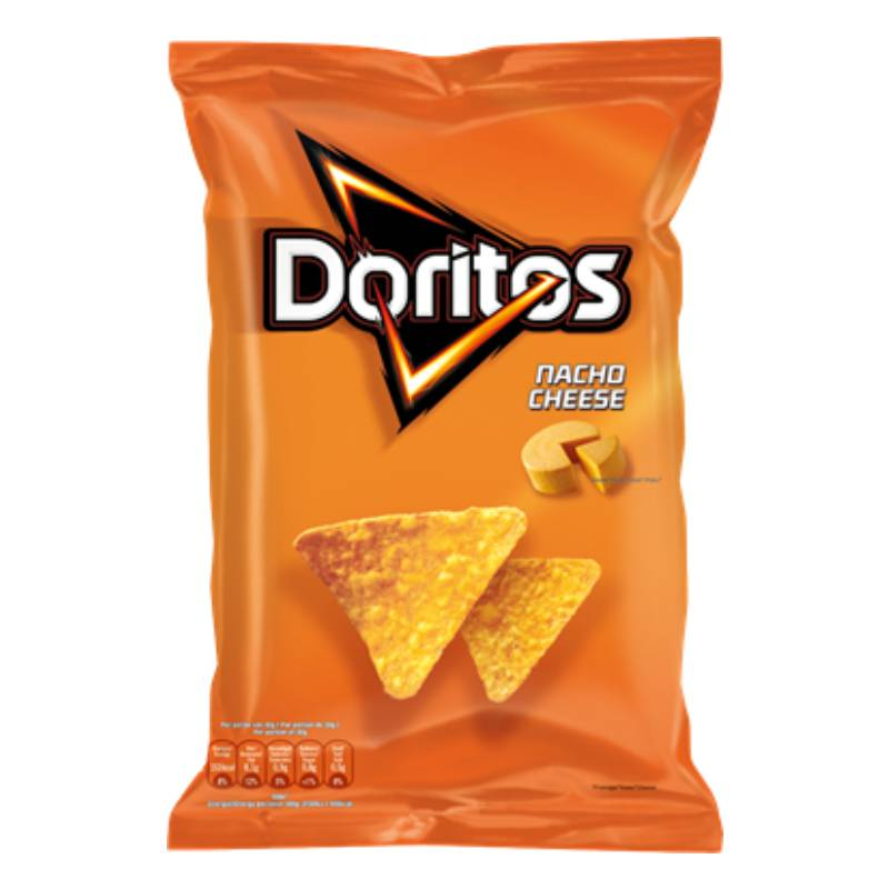 Doritos Nachos Cheese Flavour