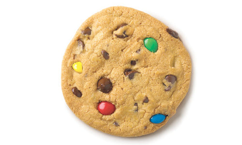 Chocolate Chip with Rainbow Candy