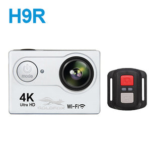 "H9R Action Camera Ultra HD 4K / 25fps WiFi 2.0"" 170D Underwater Camera Go Waterproof Pro Helmet Sport Cam for Riding Climbing"