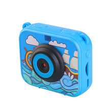 Load image into Gallery viewer, High Quality Mini Kids Digital Camera Waterproof 30M 1080P Video 120D Camera Recoder Camcorder Gift For children Easy use