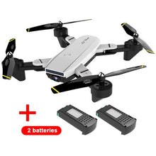 Load image into Gallery viewer, SG700 Upgraded Foldable RC 4K Drone Profissional WIFI FPV Dual Camera Drone Follow Mode APP Control Quadcopter For Gift Toy Dron