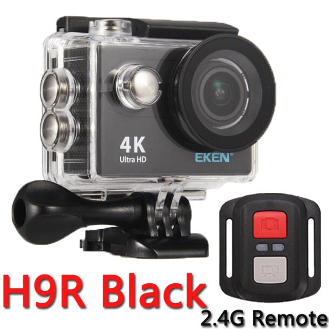 EKEN H9R H9 Action Camera Ultra HD 4K Sports Camcorder Remote WiFi Mini Helmet go extreme pro cam 2.0