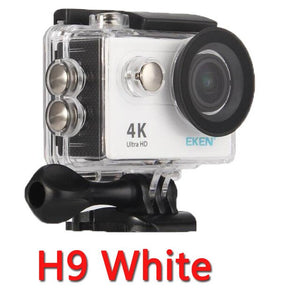 "EKEN H9R H9 Action Camera Ultra HD 4K Sports Camcorder Remote WiFi Mini Helmet go extreme pro cam 2.0"" 170D For RC Drone"