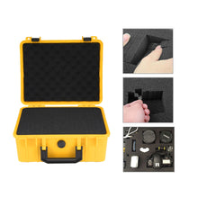 Load image into Gallery viewer, ABS Plastic Tool Box Waterproof Safety Case Outdoor Vehicle Kit Box Sealed Safety Equipment Case Outdoor Safety Equipment
