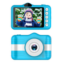 Load image into Gallery viewer, 3.5 inch Kids Digital Camera FULL HD 1080P 32GB Memory Card Long standby Child Video Camcorder Easy operation design