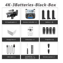 Load image into Gallery viewer, SG901 Camera Drone 4K HD Dual Camera Follow Me Quadrocopter FPV Professional GPS Long Battery Life RC Helicopter Toy For Kid
