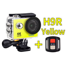 Load image into Gallery viewer, EKEN H9 H9R Ultra FHD 4K 25FPS Wifi Action Camera 30M waterproof 1080p 60fps underwater go Remote extreme pro sport cam
