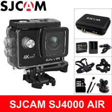 Load image into Gallery viewer, SJCAM SJ4000 AIR Action Camera Deportiva 4K@30FPS WiFi 2.0 inch LCD Screen Diving 30m Waterproof SJ 4000 Cam Extreme Sports DV