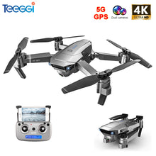 Load image into Gallery viewer, SG901 SG907 GPS RC Drone 4K/1080P HD Camera WiFi FPV Professional Optical Flow Camera Drone RC Quadcopter VS Xs816 S17 SG106
