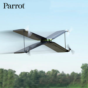 Original New Parrot Swing Mini Camera Drone / Quadcopter with Flypad X-wing Horizontal Vertical Remote Control Aircraft