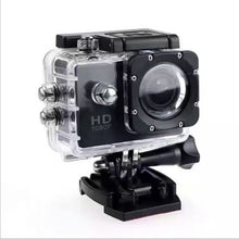 Load image into Gallery viewer, Action Camera Underwater Outdoor Sport Mini Camera Waterproof Cam Screen Color Water Resistant Video Surveillance