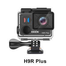Load image into Gallery viewer, EKEN H9R Plus Action Camera Ultra HD 4K A12 4k/30fps 1080p/60fps for Panasonic 34112 14MP go waterproof wifi sport Cam pro