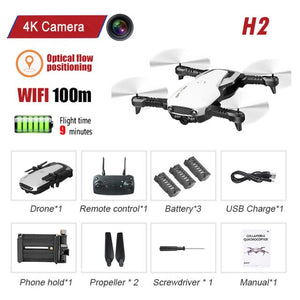 FPV WIFI 720P Camera Drone With Camera HD RC Quadrocopter Helicopter Selfie Drone Professional Drone Toy for 14years Child Kid