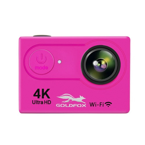 Goldfox H9 Action Camera Ultra HD 4K / 25fps WiFi 2.0