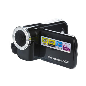 Video Camcorder HD 1080P Handheld Digital Camera 4X Digital Zoom SD/MMC Car 2 inch TFT display 16 million pixels Bursting