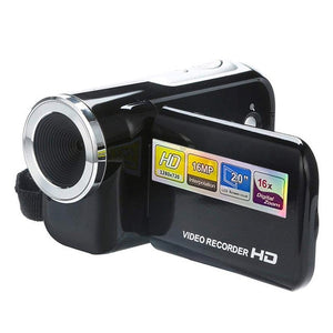 Video Camera Camcorder 2Inch Screen 16 Million Pixel Mini Digital Camera Camcorder AS99