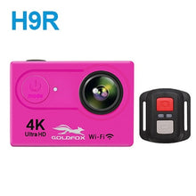 "Load image into Gallery viewer, H9R Action Camera Ultra HD 4K WiFi Remote Control Sports Video Camera 2.0"" 170D Go Waterproof Pro Sport Camera Camcorder DVR DV"