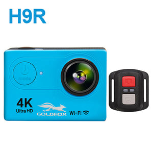 "H9R Action Camera Ultra HD 4K WiFi Remote Control Sports Video Camera 2.0"" 170D Go Waterproof Pro Sport Camera Camcorder DVR DV"