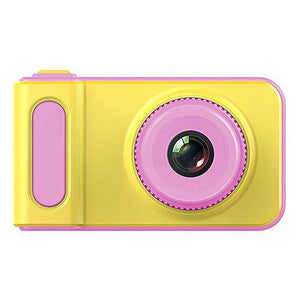 K7 Kids Mini Digital Camera 2 Inch Hd Screen Anti-Shake Camcorder Children Gifts(Pink)