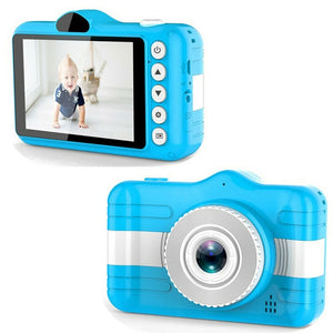 HD Child Mini Camera Kids Educational Toys for Children Baby Gifts Birthday Gift Digital Camera 1080P Projection Video Camera