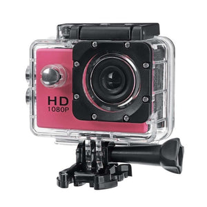 4K 1080P 2.0'' Camera Recorder LCD Screen Waterproof Outdoor Skiing Driving Sport DV Camcorder Multifunctional