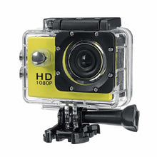 Load image into Gallery viewer, 4K 1080P 2.0'' Camera Recorder LCD Screen Waterproof Outdoor Skiing Driving Sport DV Camcorder Multifunctional
