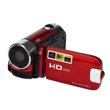 Load image into Gallery viewer, Camera Camcorder 16x High Definition Digital Video Camcorder 1080P 2.7 Inch TFT LCD Screen 16X Zoom Camera Us Plug R25